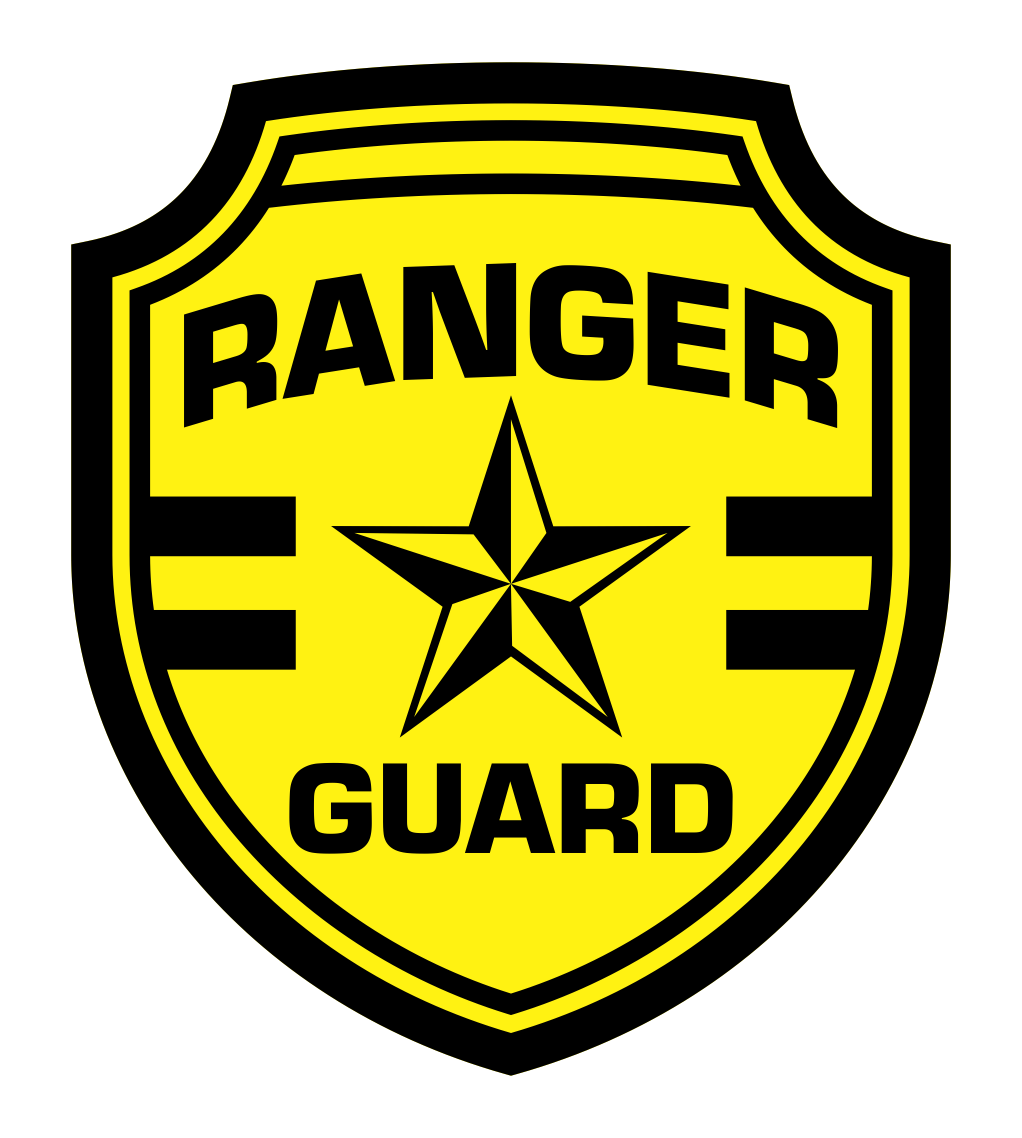Ranger Guard and Investigations logo